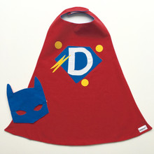 Boys Superhero Cape wth Mask