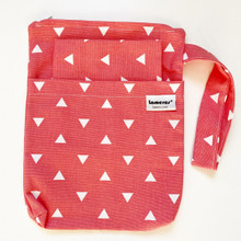 Pink - Triangle