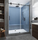 LANGHAM XL Matte Black Finish with StarCast Clear Glass