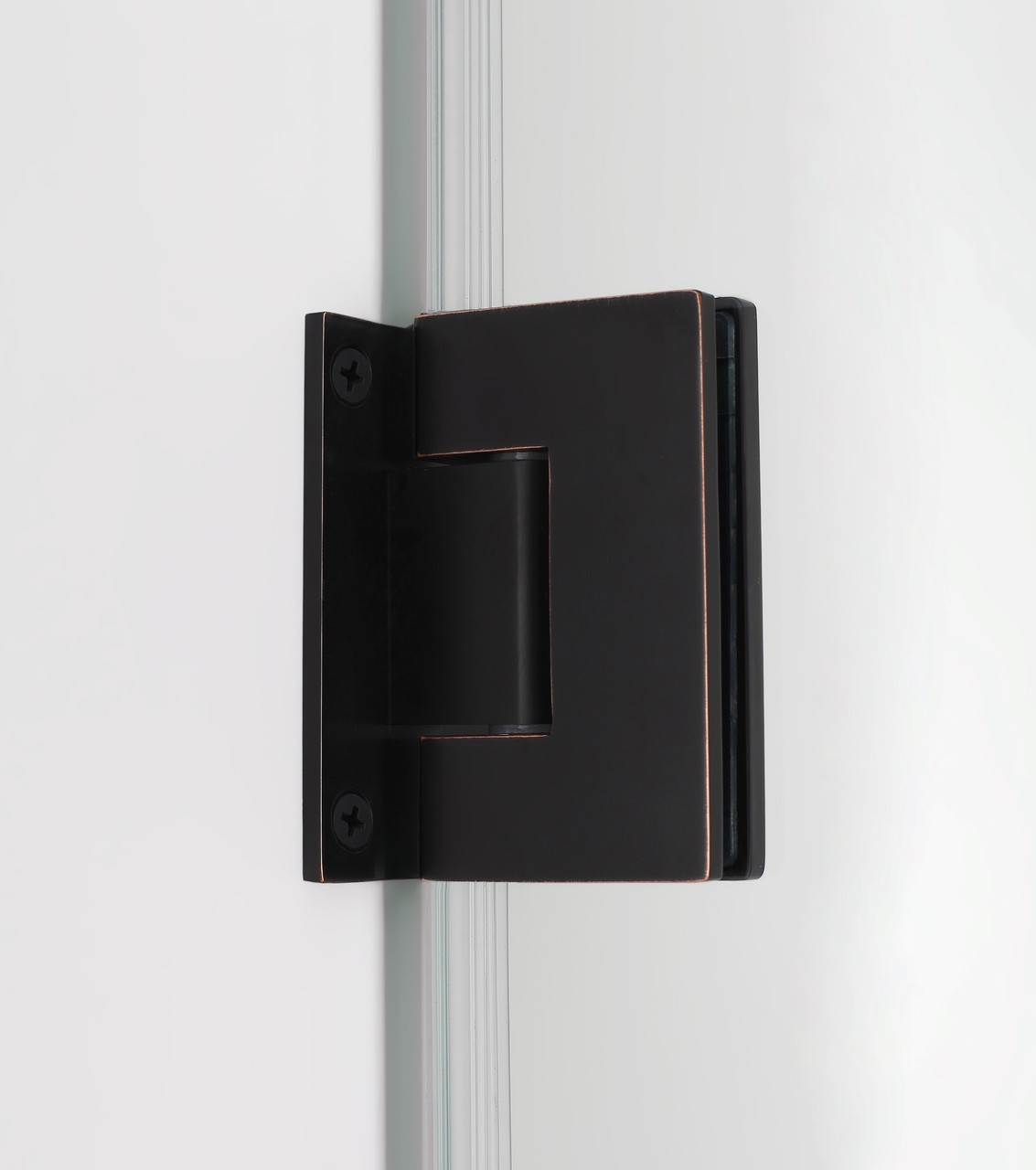 Sdr997 Kinkade Single Panel Completely Frameless Hinged