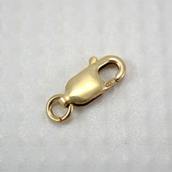 Lobster claw clasp 14k gold filled 4x10mm