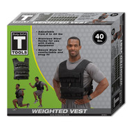 Body Solid Weighted Vest 40#    BSTWV40