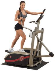 Best Fitness BFE1 Center Drive Elliptical
