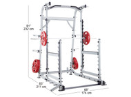SteelFlex Olympic Power Rack