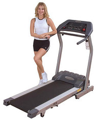 Body-Solid Endurance Folding Treadmill TF3i