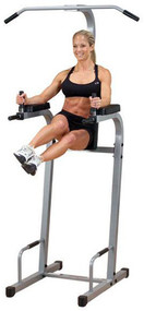 Body-Solid PowerLine Vertical Knee Raise Machine PVKC83X