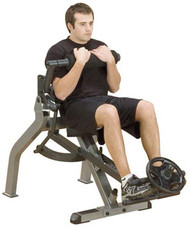 Body-Solid Synchronized Recumbent Ab Bench GAB350