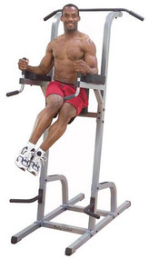 Body-Solid Vertical Knee Raise, Dip, Pull Up GVKR82