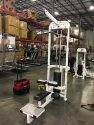 Paramount Lat Pulldown with Spotter