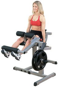 Body-Solid CAM Series Seated Leg Ext/Seated Leg Curl GCEC340