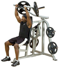 Body-Solid Leverage Shoulder Press LVSP