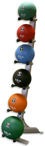 Body-Solid Ball Rack Trio
