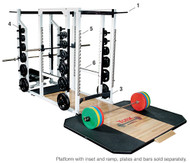 YORK Triple Combo Rack  #55015