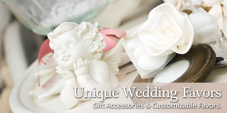 Unique Wedding Favors | Cheap Wedding Party Favors