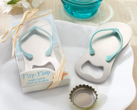 Wedding Gifts  - Kate Aspen Pop the Top Flip-Flop Bottle Opener