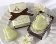 Bridal Shower Gifts and Wedding Favours - Kate Aspen The Perfect Pair Scented Pear Soap