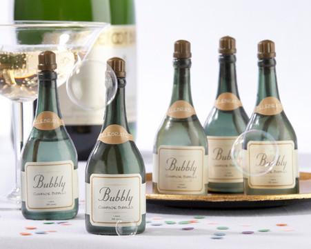 Cheap Wedding Favors - Kate Aspen Bubbly Champagne Bubbles