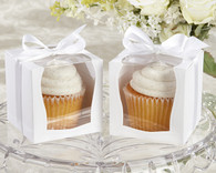 Wedding Favor Boxes - Kate Aspen Sweetness & Light Cupcake Boxes