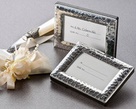 Cheap Wedding Favors - Artisano Designs Capture Elegance Mini Photo Frame / Place Card Holder. Place Card Holders to make your day special.