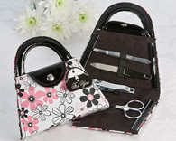 Bridal Shower Gifts - Artisano Designs Perfectly Polished Purse Manicure Set. Manicure/ Pedicure Set to make your day special.