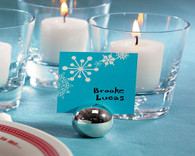 Wedding Favors - Weddingstar Classic Round Place Card Holders. Place Card Holders to make your day special.