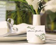 Mini Vase & Place Card Holders (Set of 6)