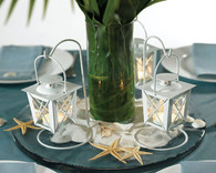 Wedding Favors Canada - Weddingstar mini lanterns with hanger. Candle Wedding Favors to make your day special.
