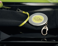 Wedding Favors - Weddingstar Measuring Tape Keychain. Keychain to make your day special.