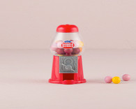 Wedding Party Favors - Weddingstar Mini Classic Red Gumball Dispenser. Gumball Dispensers to add the perfect finishing touch to your wedding.