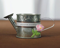 Wedding Gifts  - Weddingstar Miniature Metal Watering Cans. Wedding Favor Pails/ Watering Cans to add the perfect finishing touch to your wedding.