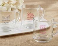 Kate Aspen - ??ise and Shine??Glass Coffee Mug