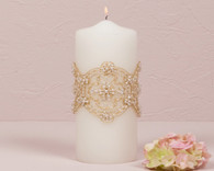 Wedding Ideas - Weddingstar Beverly Clark The Luxe Collection Unity Candle