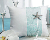 Wedding Accessories - Weddingstar Seaside Allure Ring Pillow