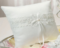 Wedding Decoration - Weddingstar Sweet Art Square Ring Pillow