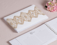 Wedding Ideas - Weddingstar Beverly Clark The Luxe Collection Guest Book