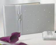 Wedding Reception - Weddingstar Platinum By Design Traditional Guest Book