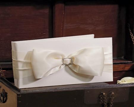 Wedding Accessories - Weddingstar Beverly Clark Duchess Collection Guest Book