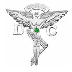 Doctor of Chiropractic Medicine Graduation PIn