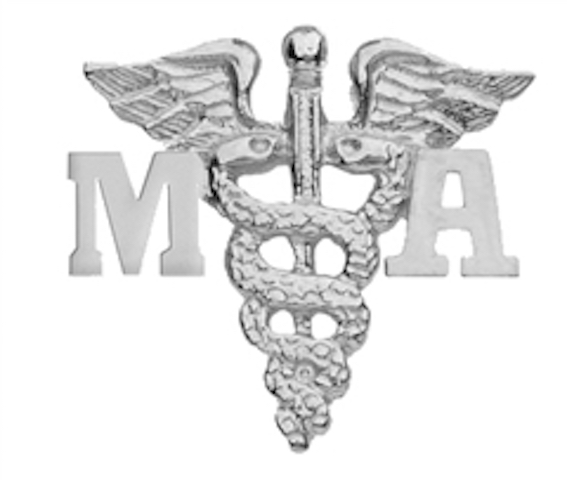 Medical Assistant MA Graduation Pin Gift