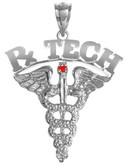 Pharmacy Technician Rx Tech Graduation Charm