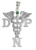 Nursing pins DNP graduation pinning ceremony.  This nursing pin is the ultimate gift of jewelry Doctor of Nursing Practice graduate