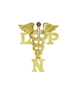 LPN Nursing Pin Licensed Practical Nurse Graduation