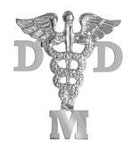 Doctor of dental medicine DMD dentist pins for pinning ceremony graduations and gifts. These DMD pins are the prefect gift for your favorite dentist.