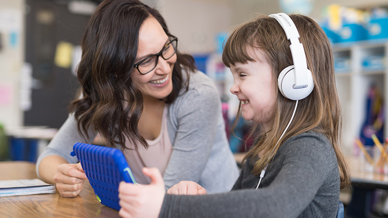 How Assistive Technology Supports Special Education Students