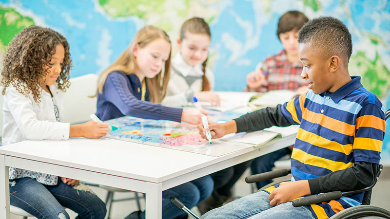 Designing an inclusive classroom