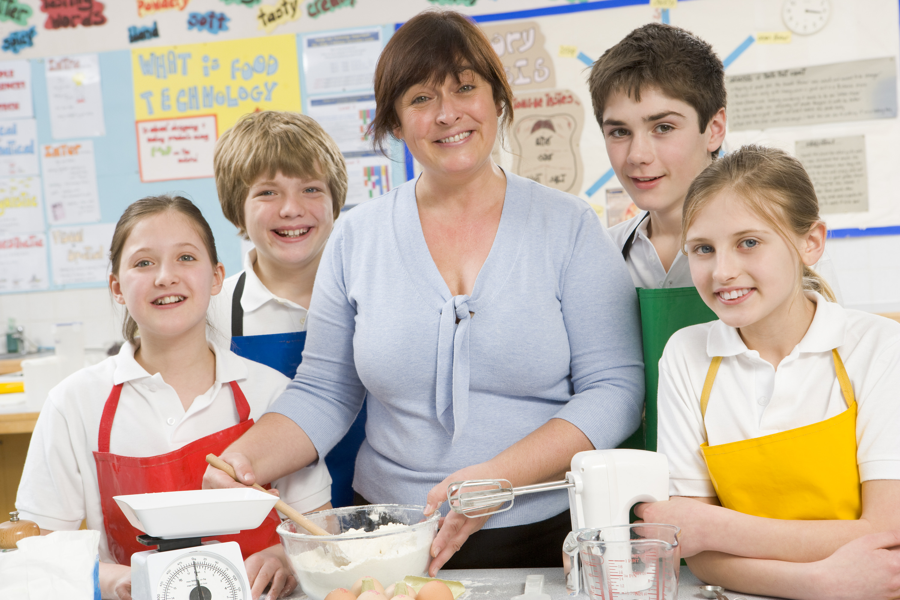 Classroom Cooking Ideas ~ How to engage your students in healthy hands on cooking