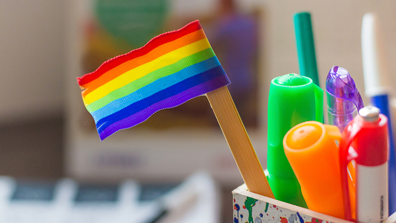 Teachers can positively impact the lives of LGBTQ students.