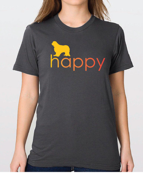 Righteous Hound - Unisex Happy Cavalier King Charles Spaniel T-Shirt