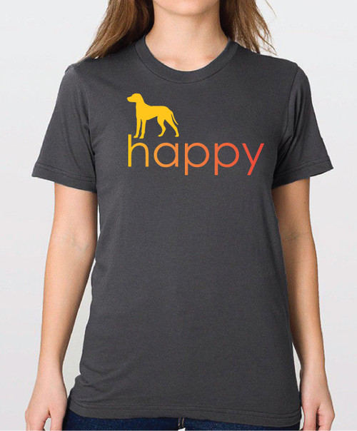 Righteous Hound - Unisex Happy Dalmatian T-Shirt