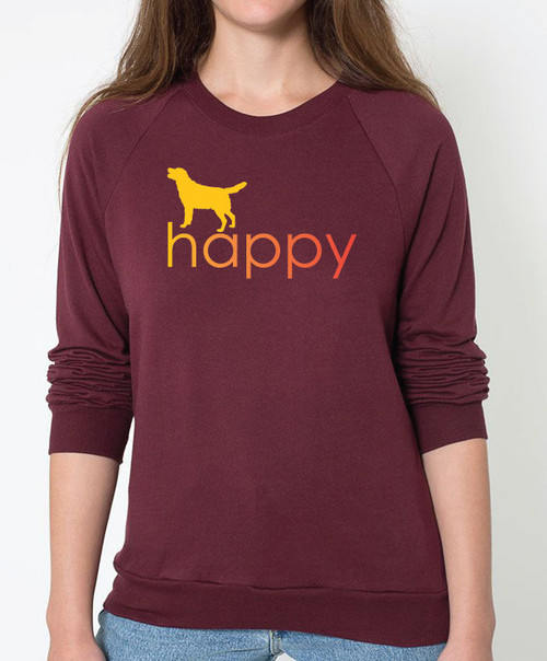 Righteous Hound - Unisex Happy Lab Sweatshirt